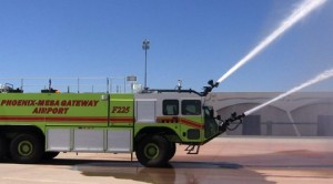 Gateway gets new truck for fighting fires
