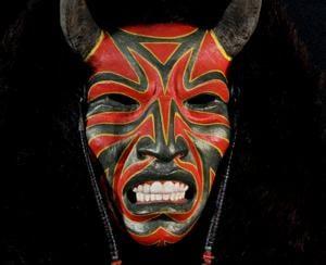 Mask by Zarco Guerrero