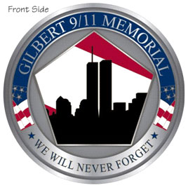 9/11 commemorative coin