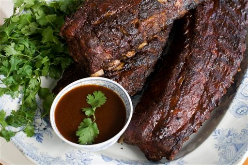 Food-American Table-Baby Back Ribs