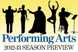 Performing Arts 2012-13