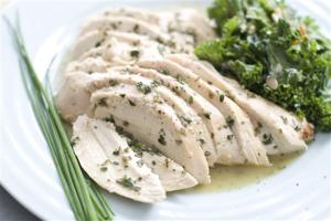 Food Healthy Roasted Chicken