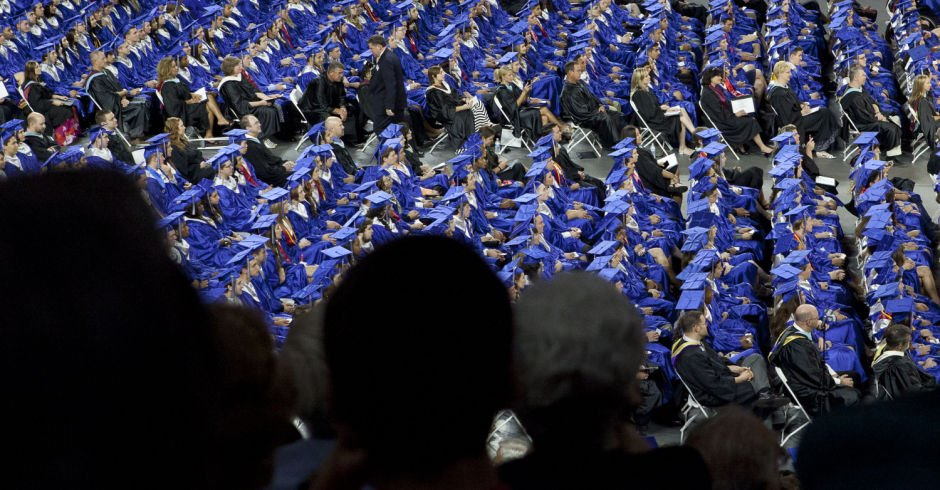 Mesquite High School Graduation