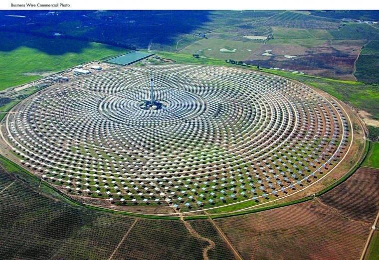 Torresol Energy Commissions 19.9MW Gemasolar Power Plant in Spain