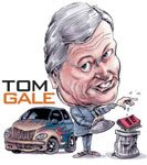 Automotive Legends and Heroes: Tom Gale