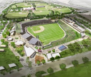 Cubs New Mesa Stadium