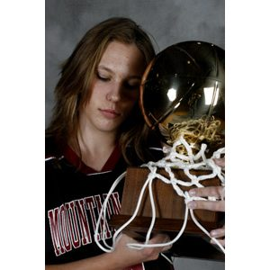 Tribune girls basketball player of the year and All-Tribune team