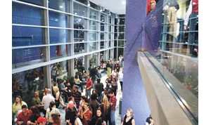 The Mesa Arts Center feels its way
