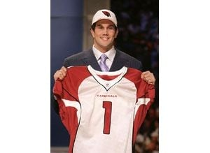 Cardinals land franchise QB in USC's Leinart