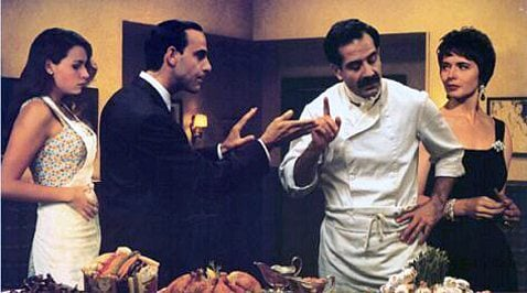 5 to try: Movies about food and drink