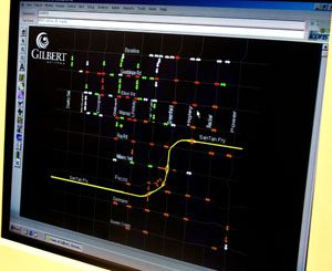 Gilbert pushes ahead on traffic center