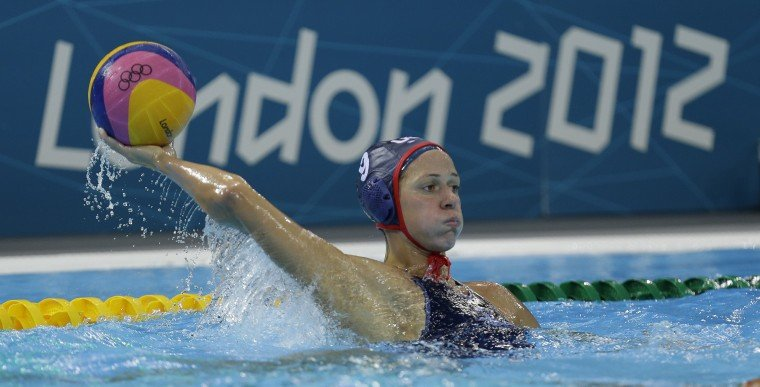 London Olympics Water Polo Women