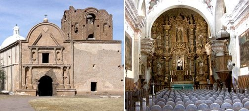 Arizona's Spanish mission legacy