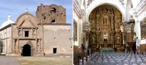 Arizona's Spanish mission legacy