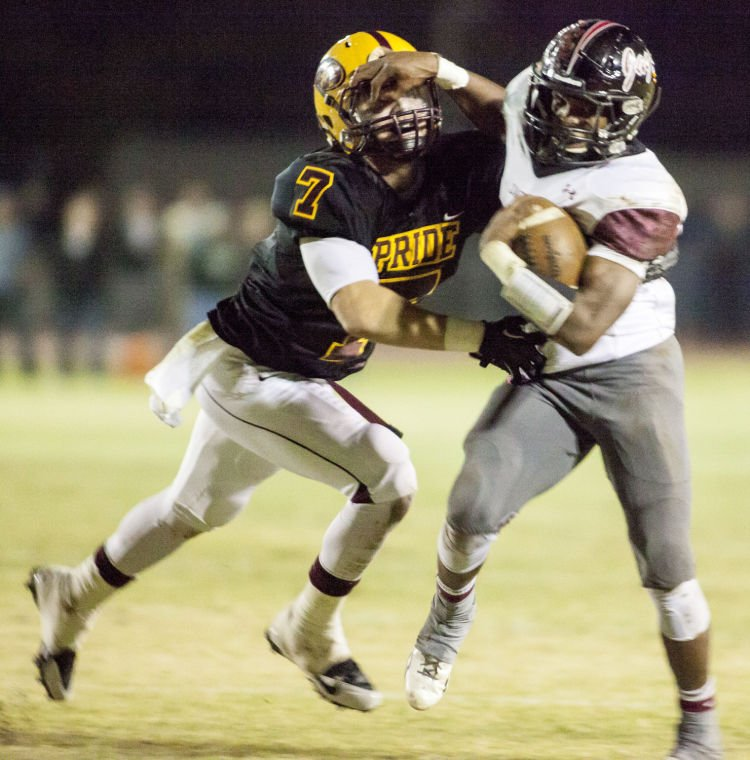 Taren Morrison, Desert Ridge, Jr., RB