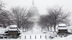East Coast digs out from record storm