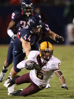 ASU shut out on All-Pac-10 first team