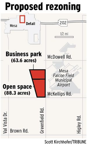 Falcon Field neighbors air noise complaints