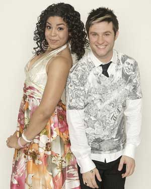 Jordin or Blake? Pressure on as 'American Idol' finale nears