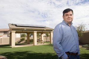 Solar energy use by Arizonans heating up