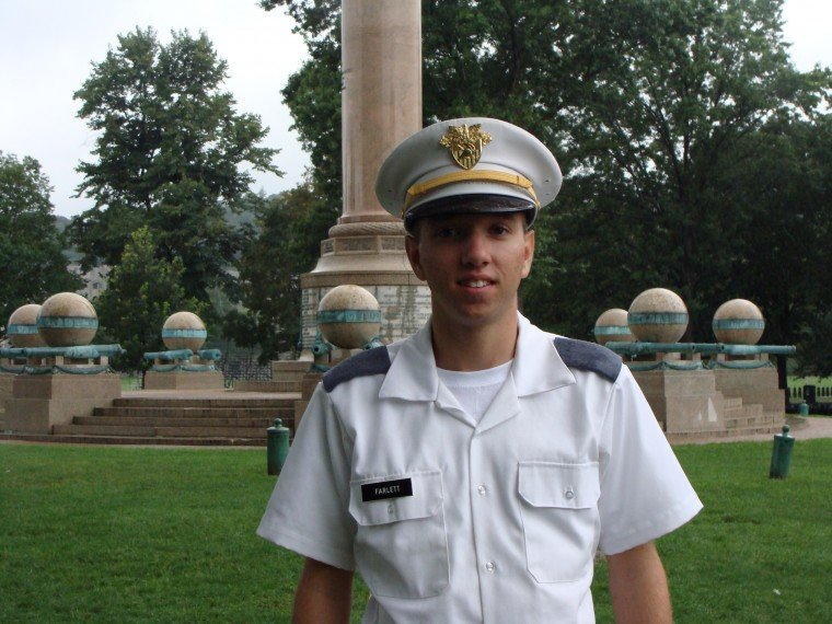 Cadet Johnmark Farlett