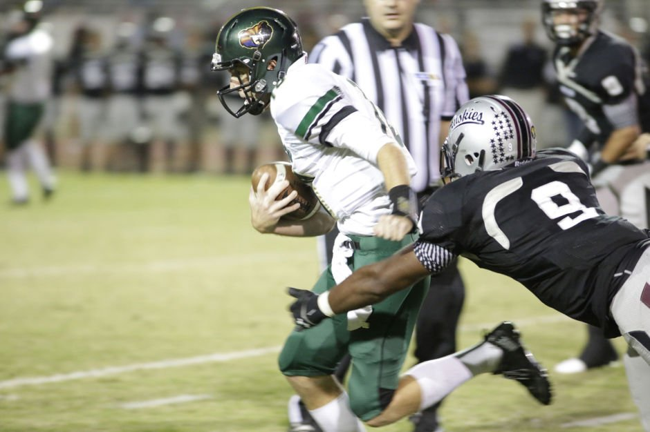 No. 8 Basha at No. 3 Chandler