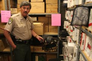 Pinal Sheriff's office low on room for evidence