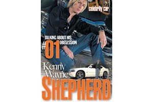 Celebrity Car: Kenny Wayne Shepherd