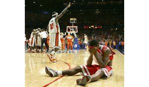 Illinois eliminates Arizona in NCAA tournament