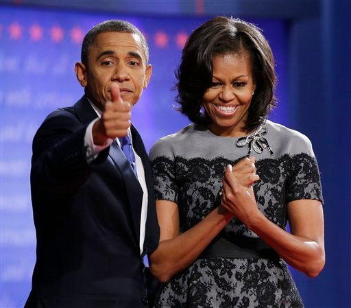 Barack Obama, Michelle Obama, 