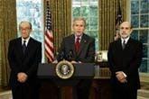 Bush picks Bernanke as new Fed chairman