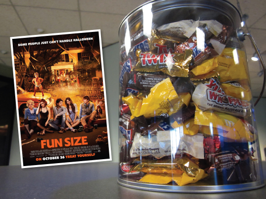 'Fun Size' movie premiere VIP ticket giveaway!