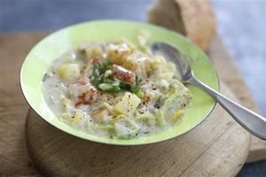 Food Healthy Fish Soup