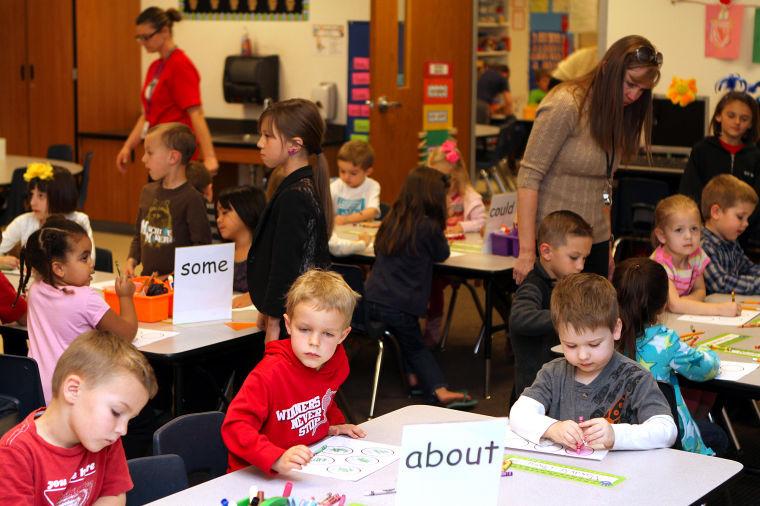Higley kindergarten open houses