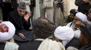 Afghan president to host April peace conference