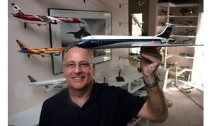 Valley aviator amasses model fleet