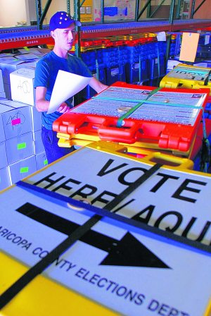 Poll monitors set to play vital role