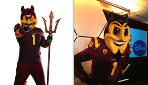 Sparky the Sun Devil