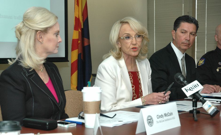 Cindy McCain and Jan Brewer