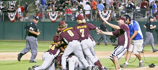 Chandler National headed to LL World Series
