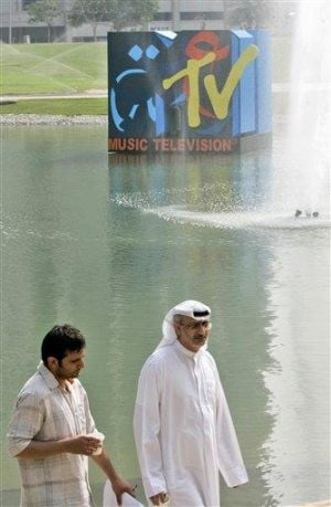 MTV looks to conquer Middle East market