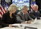 Bush: Gov't may tap petroleum reserve