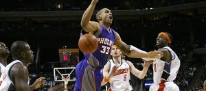 Suns win laugher at Charlotte