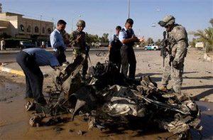 40 tortured bodies found in Baghdad