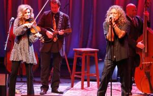 Plant and Krauss define 'Americana' music at Dodge Theatre