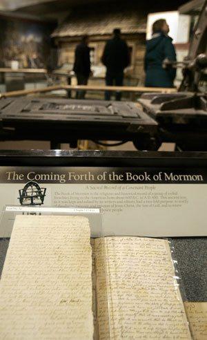 Book of Mormon word change sparks debate