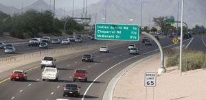 Work to close busy 8-mile stretch of Loop 101