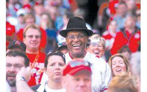 BCS rallies peak fan frenzy