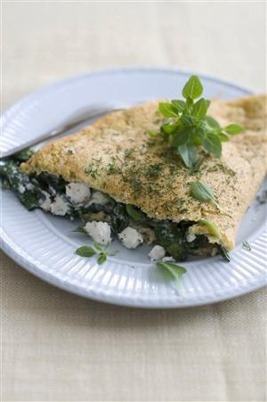 Food Healthy Omelet