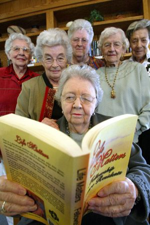 Retirement community residents recall lives in 'Life Matters' sequel